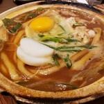 126206161 - 名古屋コーチン味噌煮込みうどん