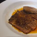 126206457 - ▼鉄板焼きのライヴキッチン                       国産牛ステーキ