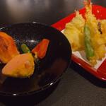 126206459 - ▼天ぷらのライヴキッチン