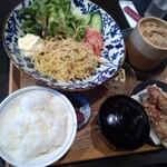 小樽食堂 - ラーメンサラダ定食