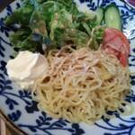 小樽食堂 - ラーメンサラダ