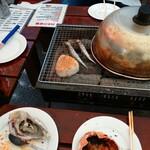海物の里 - 料理写真:たべかけでごめんなさい