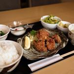 12621577 - 鶏唐揚げ定食
