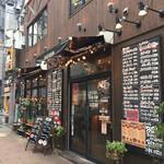 RAINBOW CAFE&WINE DINING - 外観