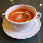 126211454 - トマトクリームスープ