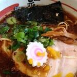 鶴見塩元帥 - 醤油ラーメン!