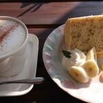たけっち カフェ - 料理写真: