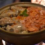 米と魚 酒造 米家ル - 痛風鍋