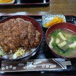 昭和軒 - カツ丼