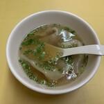 三十番 - ワンタンスープ