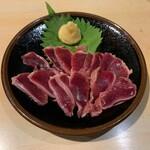 中目黒よだきんぼ - 砂肝刺