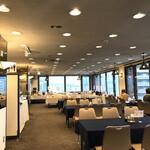 サンルート青森 - ホテル11階にある「カジュアルダイニング山石亭」が朝食のビュッフェ会場