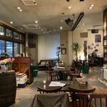 TAGEN DINING CAFE - 店内の雰囲気