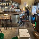 TAGEN DINING CAFE - 店内カウンター席