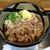 博多麺道場 ぶっかけ屋 - 料理写真:肉ぶっかけ