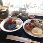 サンルート青森 - 朝食ビュッフェ