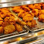 ケーエフシーレストラン - 料理写真:KFCフライドチキン食べ放題!