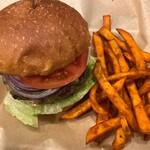 BAREBURGER - ハンバーガー+スイートフライ②