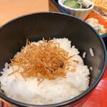 旬草 弥ひろ - お雑魚のごはん おかわり自由