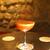 カルーソー - ドリンク写真:イチゴとシャンパンのカクテル