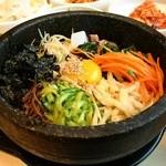 韓国村 - 石焼ビビンパ