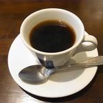 トラットリア・ラ・グロッタ - コーヒー