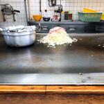 みっちゃん - 料理写真:野菜ダブル