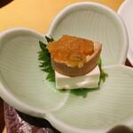 126245748 - あん肝豆腐