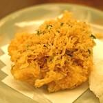 蕎麦 たじま - 小海老かき揚げ