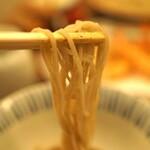 蕎麦 たじま - 巻き海老天そばいただきます