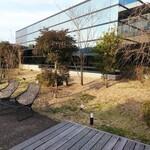 京都・烟河 - 中庭