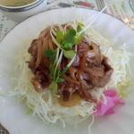 色えんぴつ - 日替りサービスランチ 豚丼