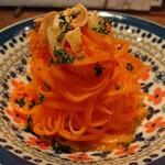 126250088 - キャロットラペ(人参のオレンジジュースづけ)