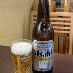 藤ヶ丘食堂 - 瓶ビール(大)   560円