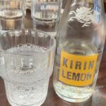 藤ヶ丘食堂 - キリンレモン   150円