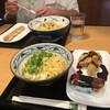 MarukameUDON - 料理写真:ホノルル・初来店⭐︎