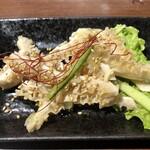 太田ホルモン - ハチの巣刺身