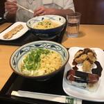 MarukameUDON - ホノルル・初来店⭐︎