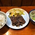 牛たん 太助 - 牛たん定食