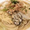 ピエトロ - 料理写真:牡蠣のみぞれパスタ