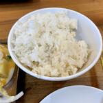 レストラン奥河内 - 鯛飯もありました