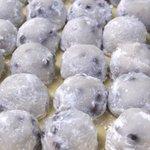 御菓子司 青柳 - ふわふわ豆大福が人気です。