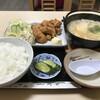 寿司 伊賀富 - 料理写真:水曜日・木曜日限定メニューの、「鶏唐揚げと、うどん定食」をいただきました(2020.2.26)