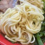 ラーメン道楽 - 麺