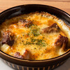 ステーキアンドパスタ アイタリーキッチン - 料理写真:牛肉とマッシュポテトグラタン