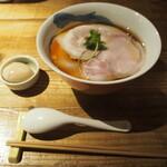 Japanese Ramen Noodle Lab Q - 清湯 全部トッピング