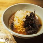 Japanese Ramen Noodle Lab Q - スペシャル〆飯