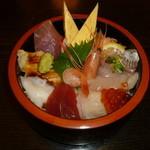 入船 - 海鮮丼