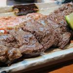やまき - 松阪肉塩焼き