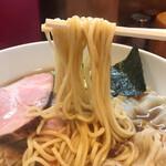 126271366 - 醤油味特製麺(1080円)